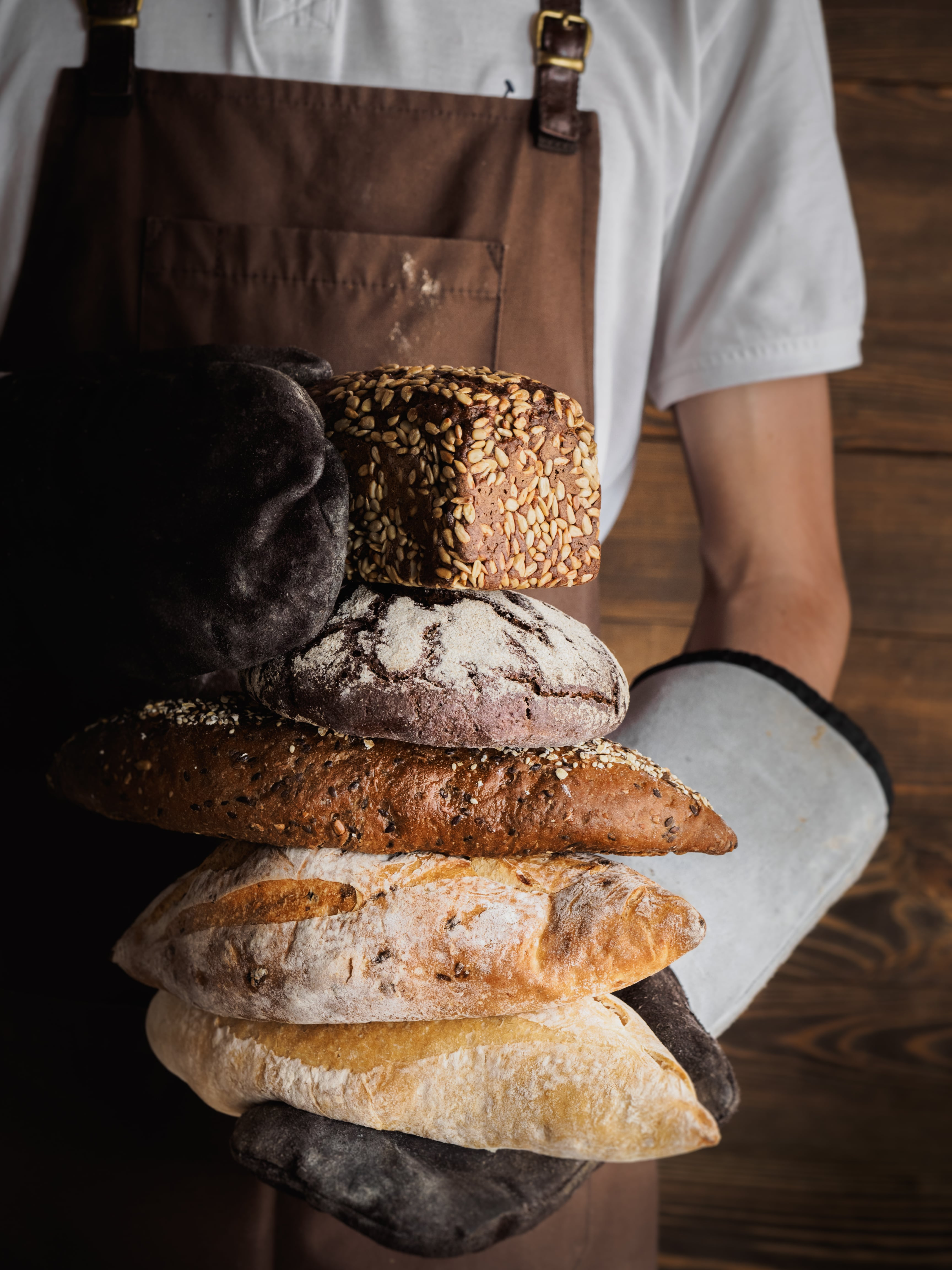 What Is the Healthiest Bread to Stay Slim?
