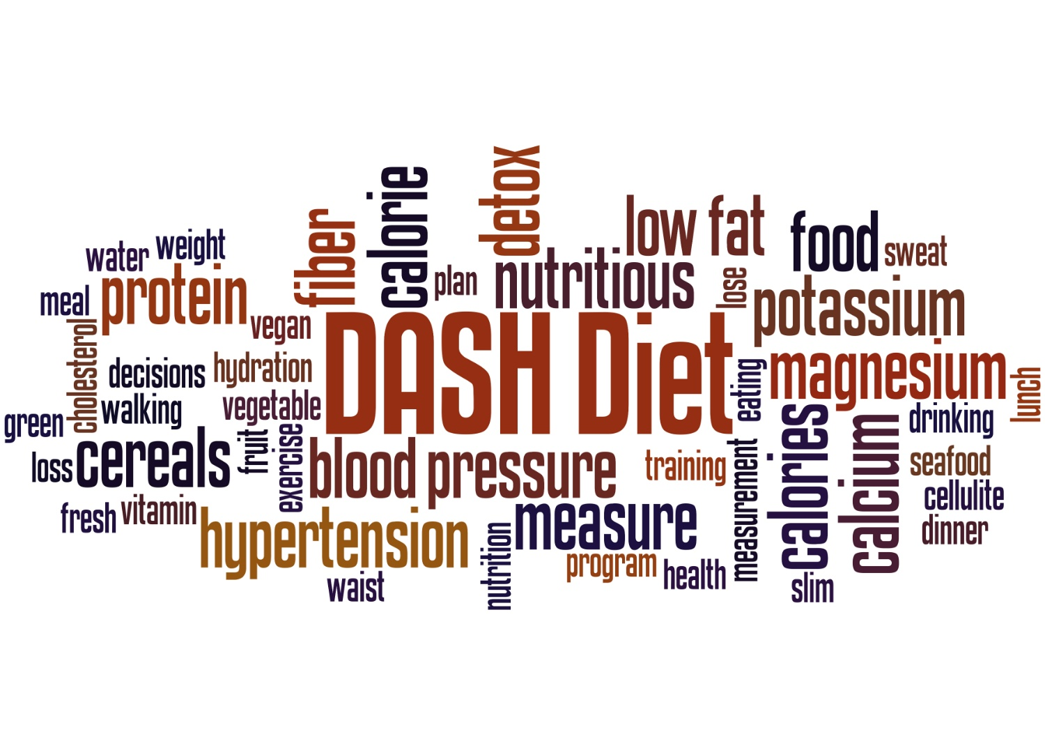 DASH Diet Food List: What You Should Eat to Control Hypertension