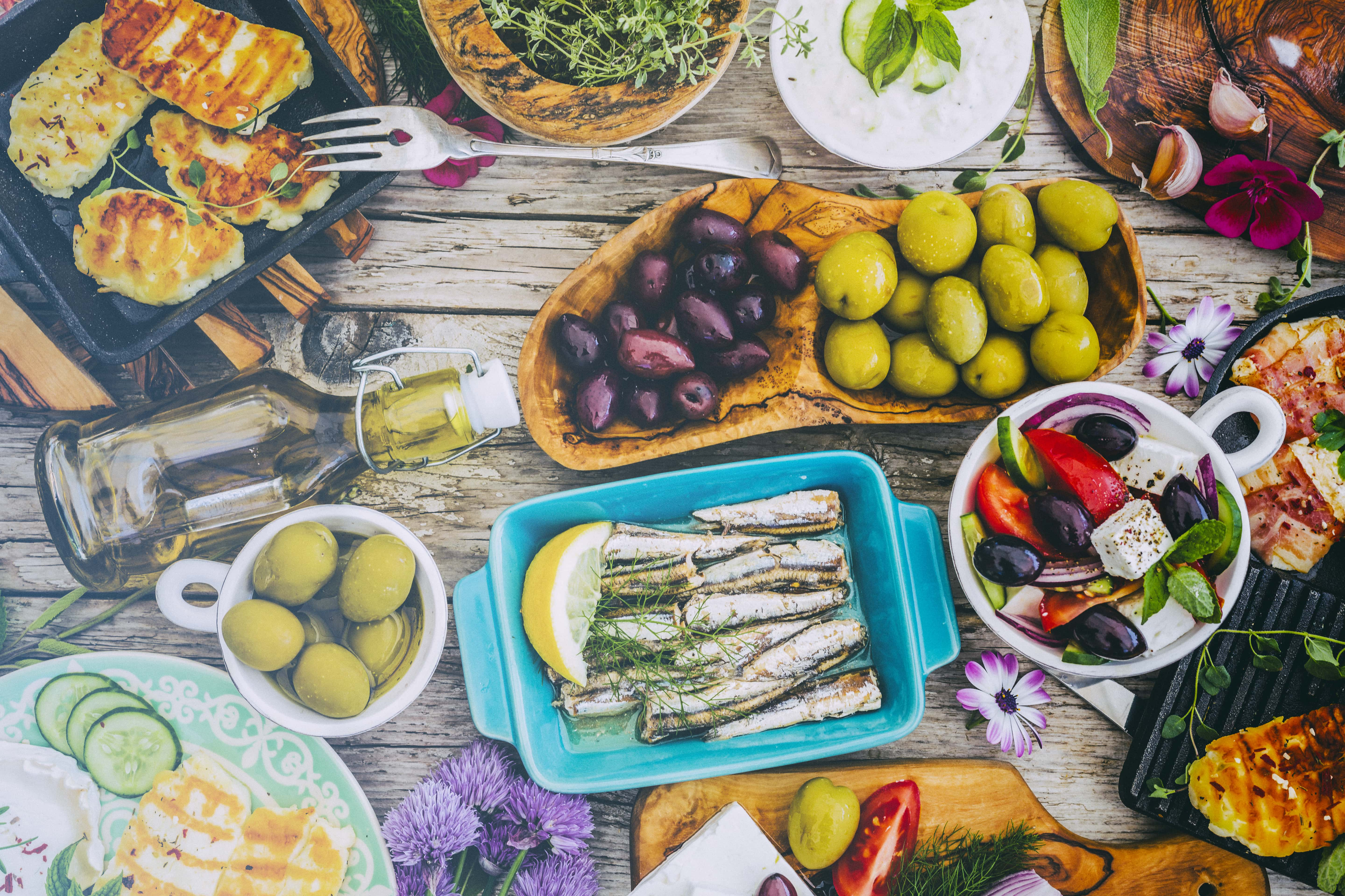 Mediterranean Diet for Weight Loss: Main Principles and a 7-Day Meal Plan