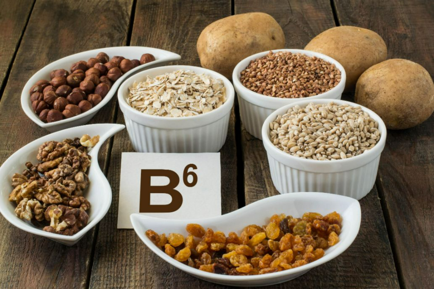 B6 for weight loss