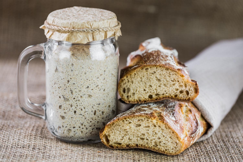 Sourdough bread is rich in probiotics | Shutterstock