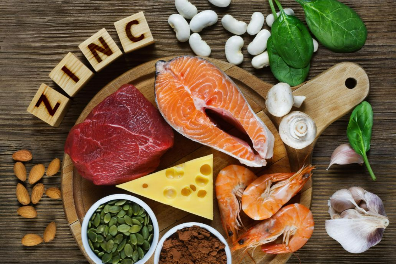 zinc for weight loss