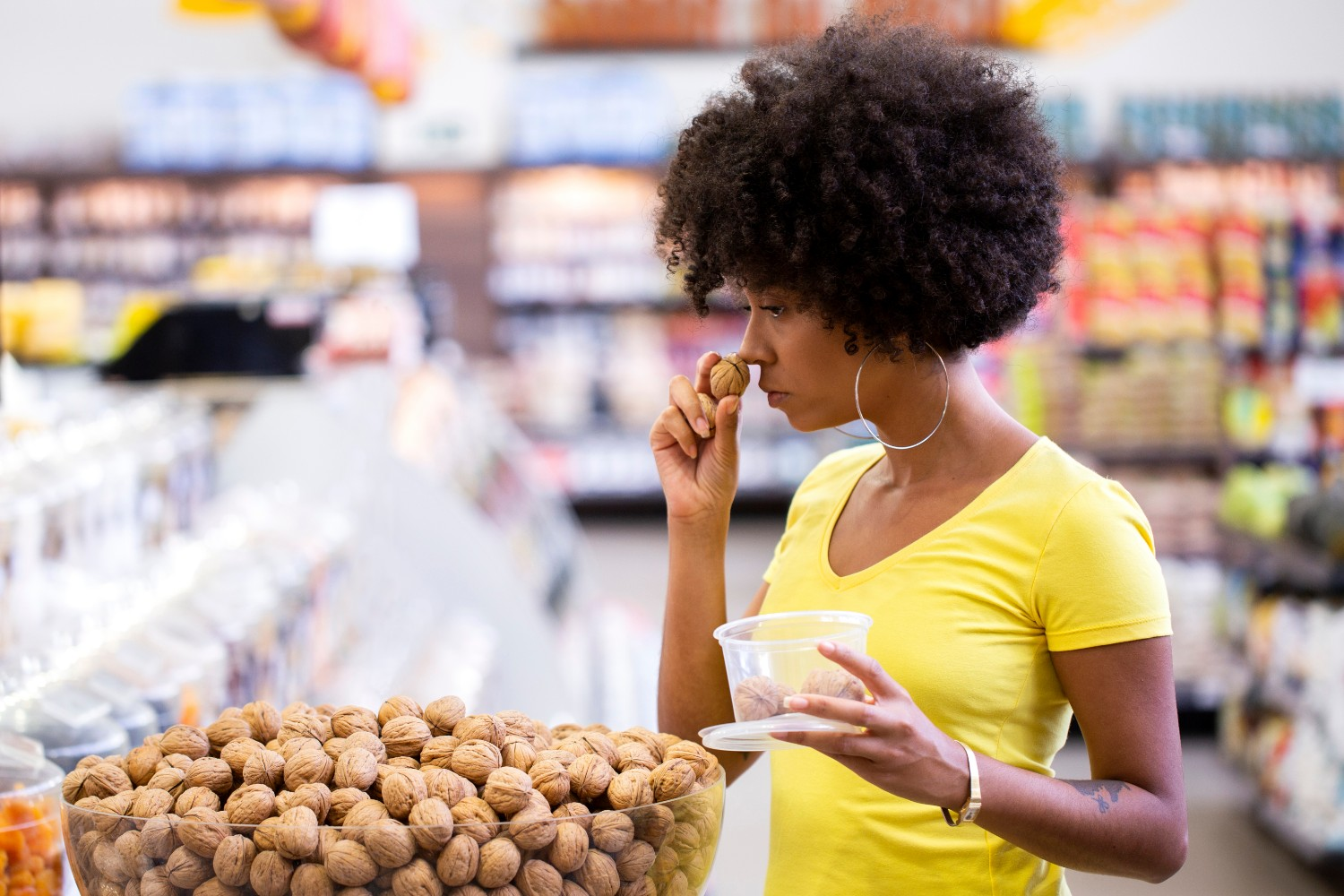 Check grains, seeds, and nuts for mold to protect yourself from aflatoxins | Shutterstock