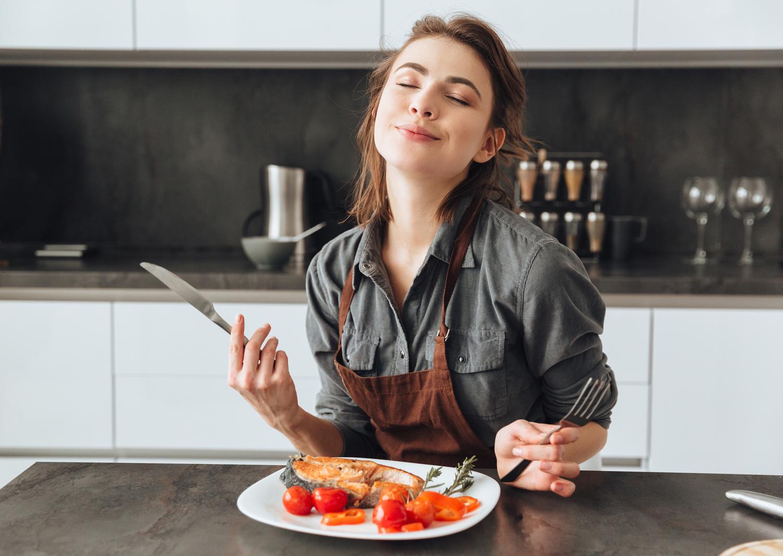 Focus on food that heals your body | Shutterstock