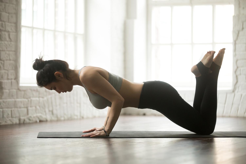 Modified Push-Ups | Shutterstock