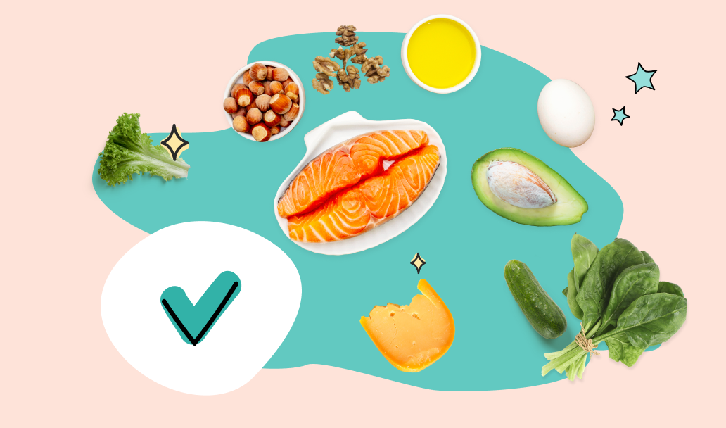 There is plenty of food you can eat on a LCHF diet