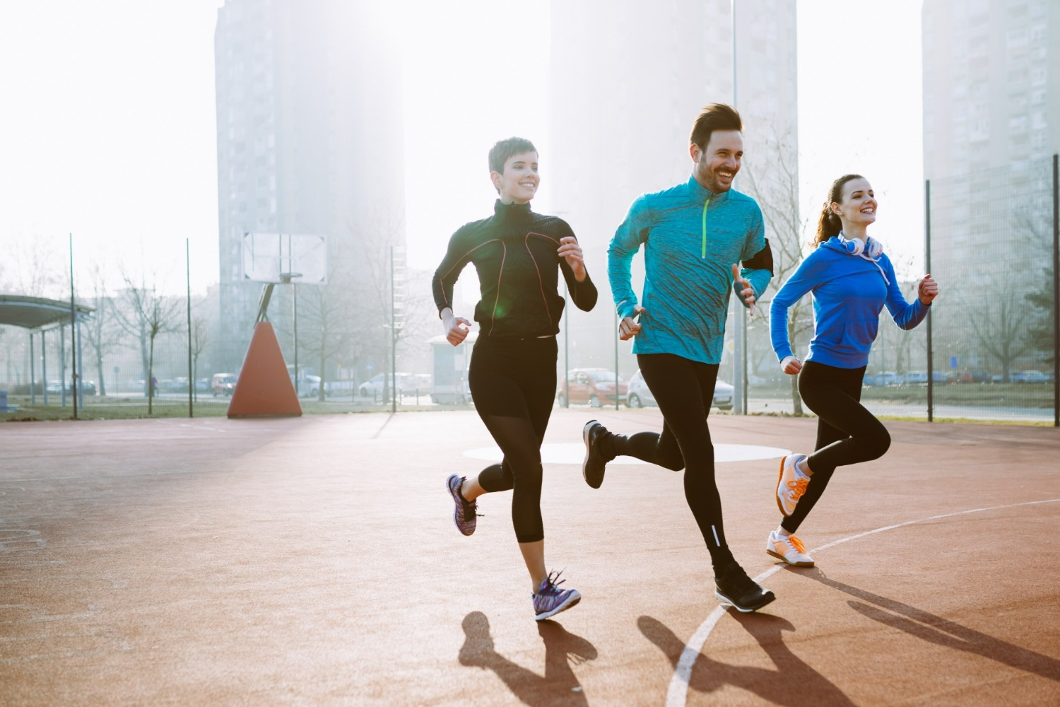 Physical activity is good for psychological health | Shutterstock