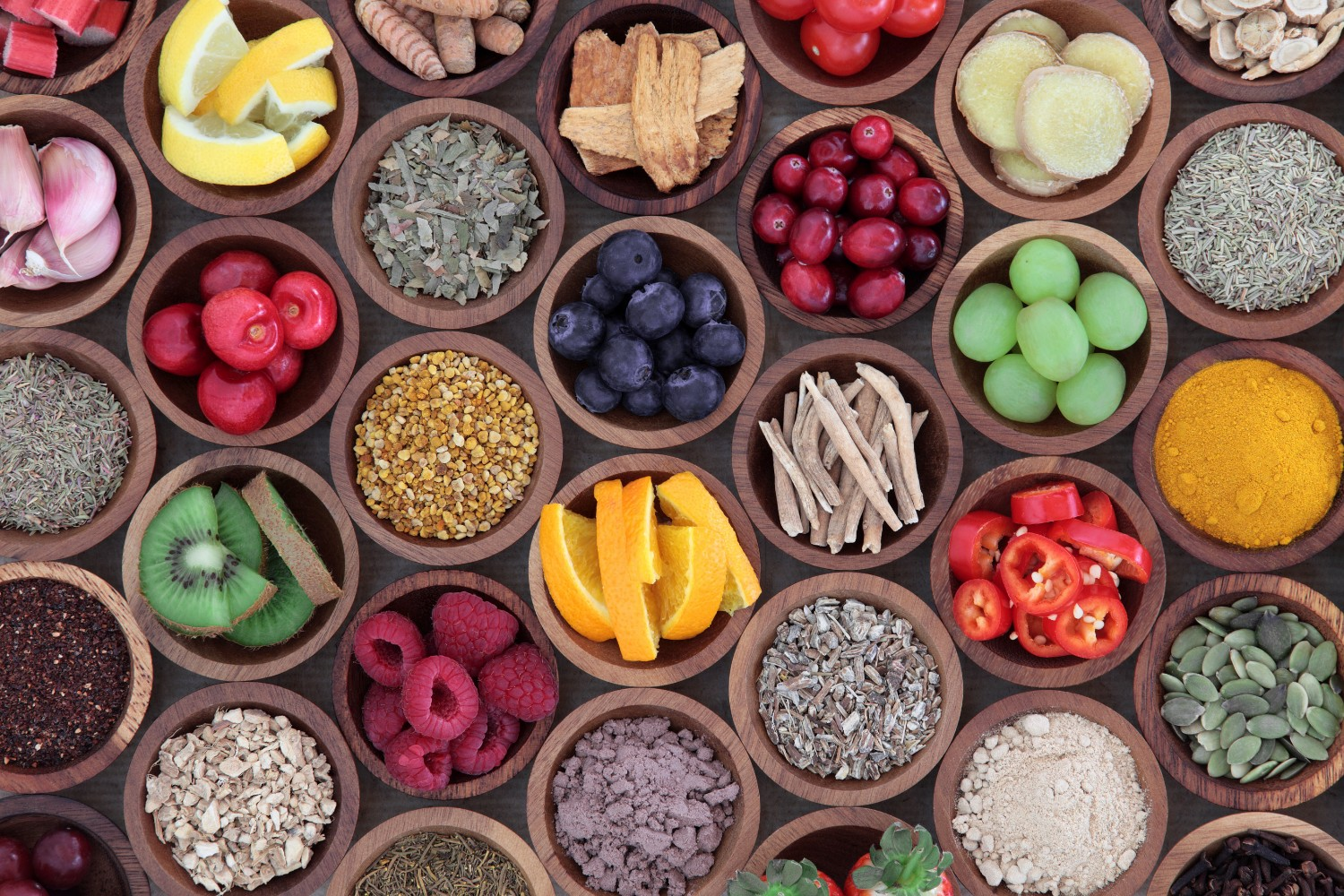 Antioxidants are necessary for psychological health | Shutterstock